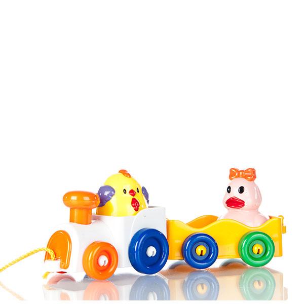 购物中心 玩具 男孩玩具 遥控车 南国婴宝--卡通小火车